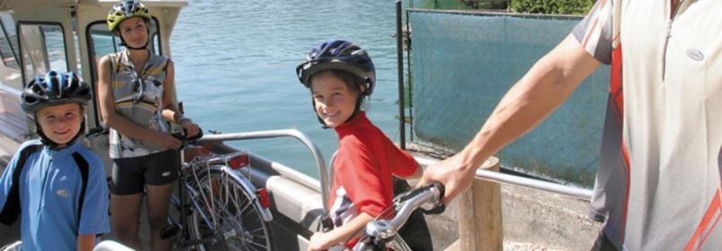 Cycling Holidays: Family Cycle Touring Holidays