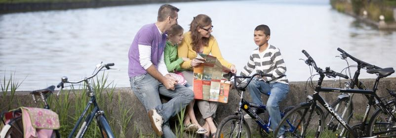 Cycling Holidays: Family Cycle Touring Holidays in Belgium