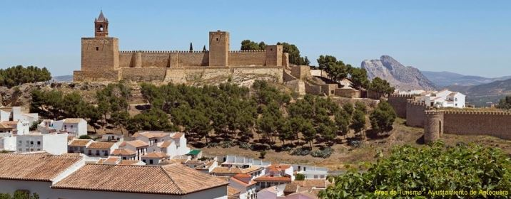 Cycling Holidaysin Andalucia: Alcazaba of Antequera