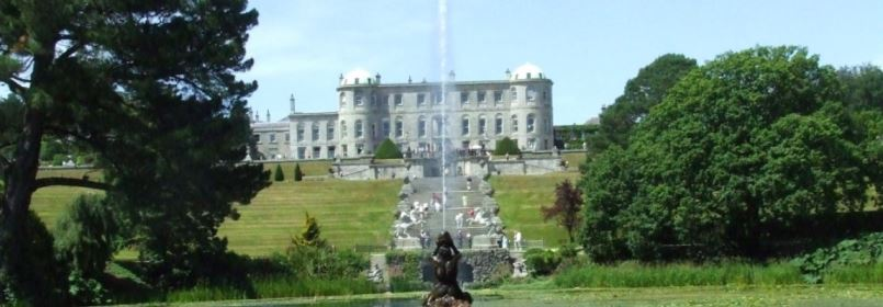Cycling Tour of Dublin & Wicklow - Enniskerry