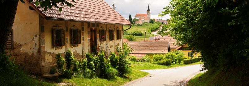Cycling Holiday in Slovenia - Country House & Church