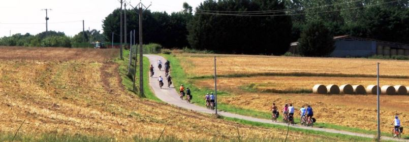 Cycling Tour from Paris to London - Cyclists