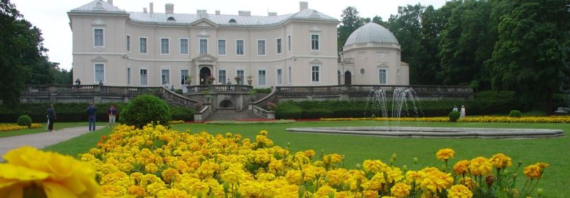 Cycling Holiday in Lithuania - Palanga Botanical Park & Amber Musuem